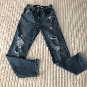 Levi's 724 High Rise Jeans